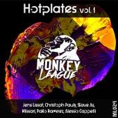 Hotplates - Vol. 1 von Various Artists
