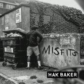 Misfits by Hak Baker