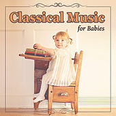 Classical Music for Babies: Instrumental Music to Help Your Baby Grow by Krakow String Project