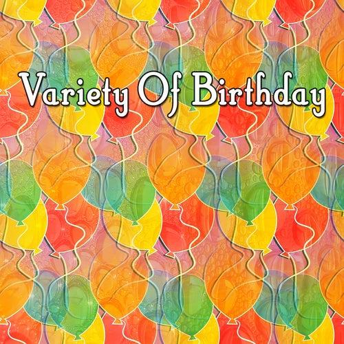 Variety Of Birthday by Happy Birthday