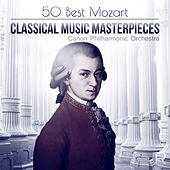 50 Best Mozart: Classical Music Masterpieces by Canon Philharmonic Orchestra