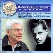Compositores de Chile Vol.9  Obras para Voz y Cámara de Hanns Stein