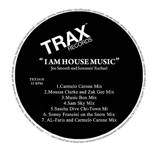 I Am House House Music (Remixes) by Joe Smooth