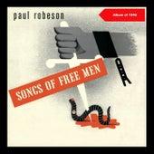 Songs of Free Men (Album of 1948) de Paul Robeson