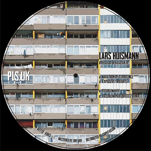 Irregular Behaviour Ep by Lars Huismann