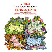 Vivaldi: The Four Seasons etc de Henryk Szeryng