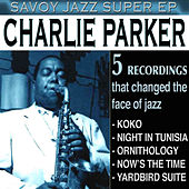 Savoy Jazz Super EP: Charlie Parker, Vol. 1 von Charlie Parker