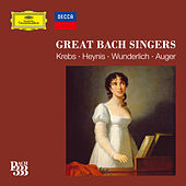 Bach 333: Great Bach Singers by Various Artists
