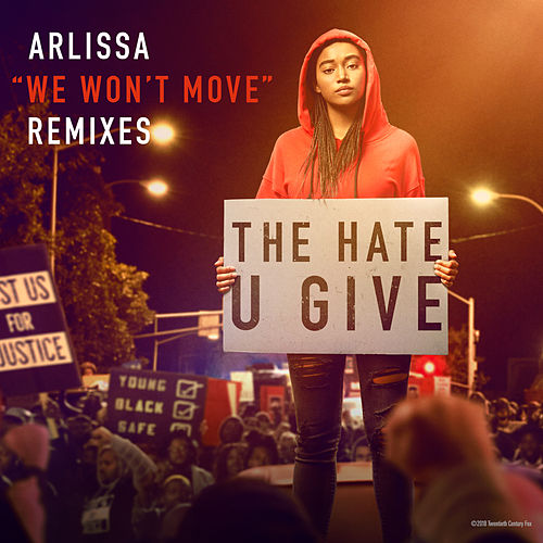 We Won't Move (Remixes) by Arlissa