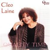 Quality Time von Cleo Laine