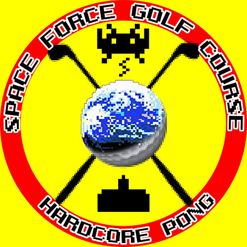 Space Force Golf Course by Hardcore Pong