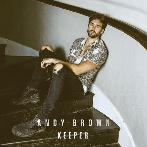 Keeper de Andy Brown