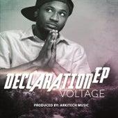Declaration EP by Voltage