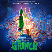 Dr. Seuss' the Grinch (Original Motion Picture Score) by Danny Elfman