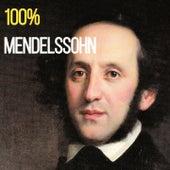 100% Mendelssohn von Various Artists