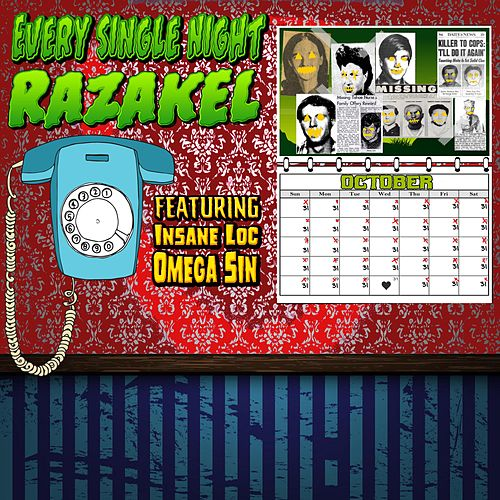 Every Single Night by Razakel