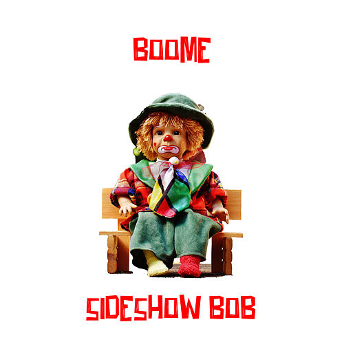 Sideshow Bob by Boome