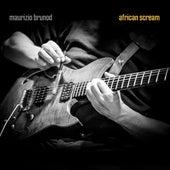 African Scream by Maurizio Brunod