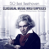 50 Best Beethoven: Classical Music Masterpieces by Canon Philharmonic Orchestra