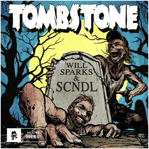 Tombstone von Will Sparks