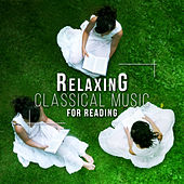 Relaxing Classical Music for Reading – Deep Relaxation with Harp Music, Calming Instrumental Background by Lucecita Medrano