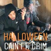 Halloween (feat. Grim) de Cain (1)