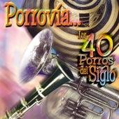 Porrovía: los 40 Porros del Siglo de Various Artists