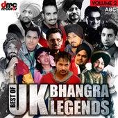 Best of UK Bhangra Legends Vol. 2 de Various Artists