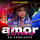 Amor Serrano (En Vivo) de Various Artists