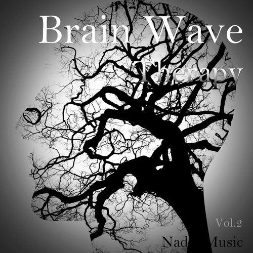 Brain Wave Therapy With Subliminal Effect Vol.2 (EEG, Binaural Beats, Insomnia, Sleeping, Stress, Healing, Meditation, Yoga, Relaxation) de NadanMusic
