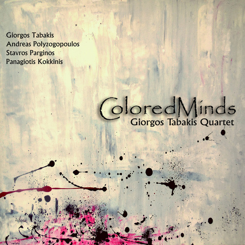 Colored Minds by Giorgos Tabakis