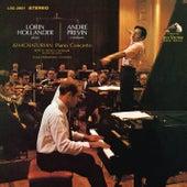 Khachaturian: Piano Concerto in D-Flat Major, Op. 38 & Bloch: Scherzo Fantasque B. 78 by André Previn