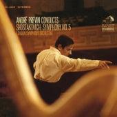 Shostakovich: Symphony No. 5 in D Minor, Op. 47 de André Previn