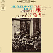 Mendelssohn: Piano Trio No.1 in D Minor, Op. 49 & Fauré: Piano Trio in D Minor, Op. 120 de André Previn