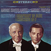 Gershwin: Concerto in F Major & Rhapsody in Blue by André Previn