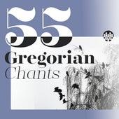 55 Gregorian Chants de Various Artists
