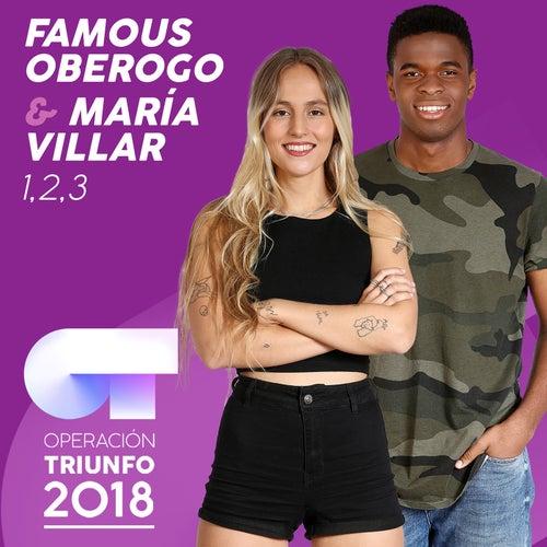 1, 2, 3 (Operación Triunfo 2018) de Famous Oberogo