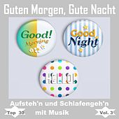 Top 30: Guten Morgen, gute Nacht - Aufsteh'n und schlafengeh'n mit Musik, Vol. 3 (Good! Morning - Good Night - Hello!) van Various Artists
