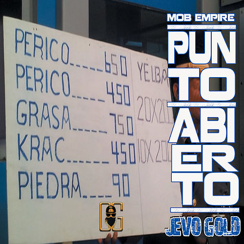 Punto Abierto by Gebo Gold