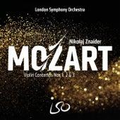 Mozart: Violin Concertos Nos 1, 2 & 3 von Nikolaj Znaider