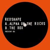 Alpha on the Rocks by Redshape