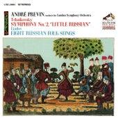 Tchaikovsky: Symphony No. 2 in C Minor, Op. 17 & Liadov: Eight Russian Folk Songs, Op. 58 de André Previn