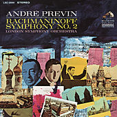 Rachmaninoff: Symphony No. 2 in E Minor, Op. 27 by André Previn