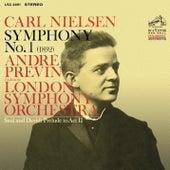 Nielsen: Symphony No. 1 in G Minor, Op. 7 di André Previn