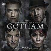 Gotham:  Season 1 (Original Television Soundtrack) by David Russo
