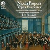 Porpora: Vêpres vénitiennes von Les Passions