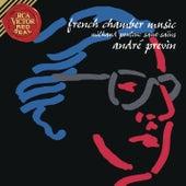 Poulenc: Sextet, FP. 100 & Milhaud: La Création du Monde, Op. 81b & Saint-Saens: Septet, Op. 65 by André Previn