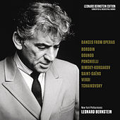Bernstein Conducts Dances from Operas by Leonard Bernstein / New York Philharmonic