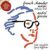 Ravel: Trio for Piano, Violin and Cello in A Minor, M. 67 & Debussy: Trio for Piano, Violin and Cello in G Major, L. 3 von André Previn