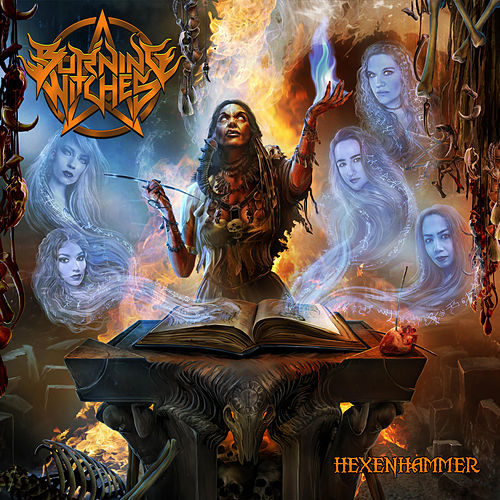 Open Your Mind by Burning Witches